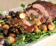 Lamb and Potatoes