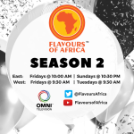 Flavours of Africa on OMNI!